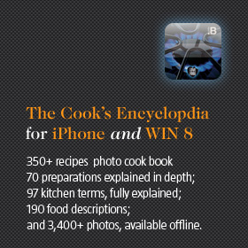 The Cook's Encyclopedia for iPhone und iPad